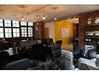 BETHNAL GREEN Office Space To Let - E2 Flexible Terms   2-58 People
