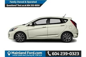 2015 Hyundai Accent GLS - Heated Seats -