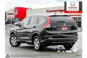 2014 Honda CR-V LX MULTI-ANGLE REAR VIEW CAMERA WITH GUIDELIN... Cambridge Kitchener Area image 4