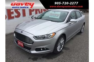 2016 Ford Fusion SE BACKUP CAMERA, NAVIGATION, ALL WHEEL DRIVE