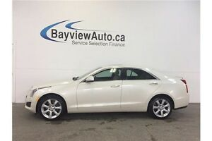 2014 Cadillac ATS - AWD! TURBO! SUNROOF! LEATHER! BOSE SOUND!