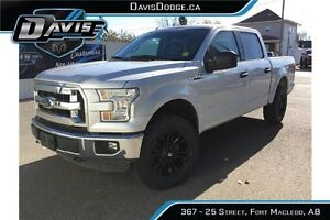 2016 Ford F-150 XLT Practically brand new!