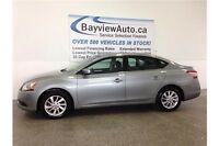 2013 Nissan SENTRA SV- AUTO! ALLOYS! SUNROOF! HEATED SEATS! A/C!