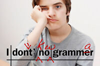 Are you worried your child isn't learning proper grammar?