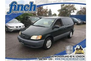 2002 Toyota Sienna CE SOLD AS IS / AS TRADED