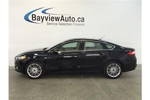 2016 Ford FUSION SE- AWD! ECOBOOST! SUNROOF! LEATHER! SYNC!