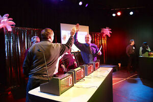 GAME SHOWS - Live TV style game shows for your next EVENT!! Prince George British Columbia image 1