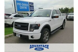 2014 Ford F-150 FX4 Nav. Moonroof. Trailer Tow.