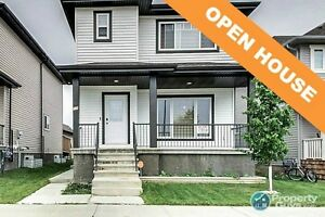 OPEN HOUSE! 2 storey, 5 Bed/3.5 home with income potential