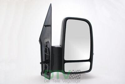 Mercedes Sprinter 906 Außenspiegel Spiegel Rechts elektrisch mit Blinker lagernd
