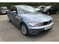 2007 | BMW 1 SERIES | 116i | 5 DOOR HATCHBACK | SERVICE HISTORY | ONLY 2100