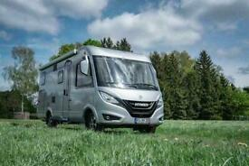 Hymer - We're Buying Motorhomes Now!