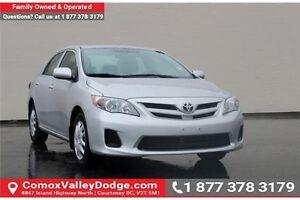 2013 Toyota Corolla LE HEATED SEATS, SUNROOF, CD PLAYER, KEYL...