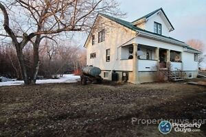 Acreage close to Turtleford amenities and services.