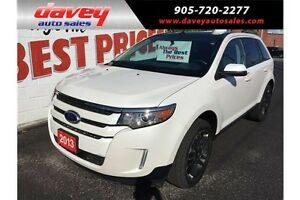 2013 Ford Edge SEL NAVIGATION, BACKUP CAMERA, DUAL CLIMATE
