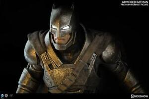 Sideshow Armoured Batman 1/4 Scale Statue DAWN OF JUSTICE