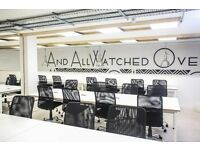 EC1V Co-Working Space 1 -25 Desks - Old Street Shared Office Workspace