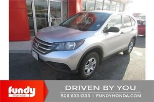 2012 Honda CR-V LX ONE OWNER - HEATED SEATS - AWD!
