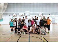 Social mixed Volleyball for Inter/Advanced players