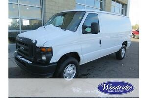 2014 Ford E-250 Commercial 5.4L V8, 138 WB, NO ACCIDENTS