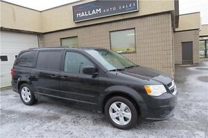 2014 Dodge Grand Caravan SE/SXT Stow N Go, Dual Air, Power Re...