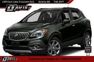 2014 Buick Encore Leather SUNROOF, BOSE AUDIO, NAVIGATION, HE...