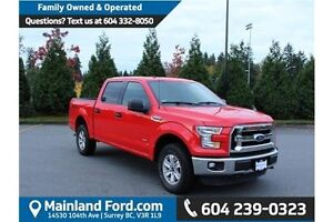 2016 Ford F-150 XLT Low km-Cruise Control