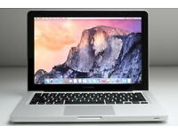 "MacBook Pro 13"" Core i7 3.6GHz  16GB   512GB SSD Hybrid, Adobe CS6, Logic Pro, Final Cut, Office"