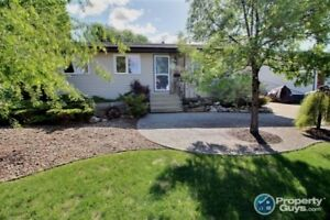 Must see central 3 bed home with back yard oasis!