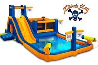 Location de jeu gonflable JAKE the pirate