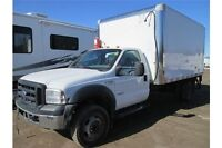 2007 Ford F-550 Chassis