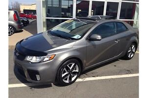 2010 Kia Forte Koup 2.4L SX REDUCED SX Automatic