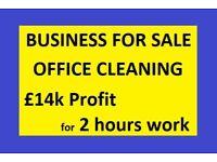 Business For Sale - Cleaning - Sunderland, Washington, Gateshead, Newcastle *HIGHLY PROFITABLE*