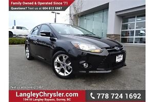 2014 Ford Focus Titanium LOCALLY DRIVEN & ACCIDENT FREE