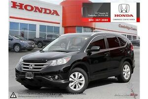 2014 Honda CR-V EX BLUETOOTH | POWER SUNROOF | ECO-ASSIST SYSTEM Cambridge Kitchener Area image 1