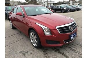 2013 Cadillac ATS 3.6L Luxury Luxury !! AWD !! CLEAN CAR-PROO... Kitchener / Waterloo Kitchener Area image 8