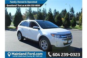 2013 Ford Edge SEL - Heated Seats - Navigation