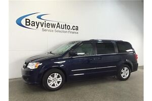 2013 Dodge GRAND CARAVAN CREW - ALLOYS! STOW N GO! CRUISE CTRL!