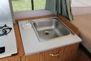 Trailer Kitchen sink
