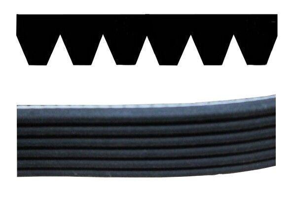 OEM Multi-Rib Serpentine Ribbed Belt Multi-Vee For Lexus Ls 1989-2006 430 400