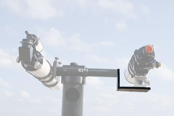 Apm - Angle Bracket for Binoculars/Zweites Telescopic for Axmaxload Mounting