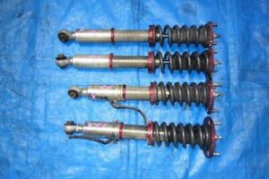 JDM Lexus GS300 Toyota Aristo Coilovers Lowering 1998-2005 USED