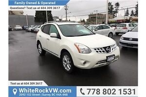 2012 Nissan Rogue SV LOCALLY DRIVEN, ONE OWNER