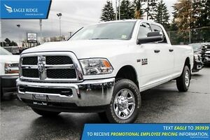2016 RAM 3500 SLT Satellite Radio and Air Conditioning