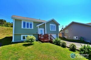 OR RENT -2 plus one bedroom house in Cherryhill in Manuels,CBS