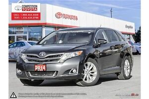 2014 Toyota Venza Base LOW KM - LOADED