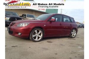 2006 Mazda 3 GS FULLY CERTIFIED AND E-TESTED!! DEALER OF THE...