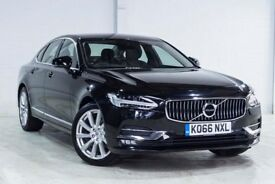 Volvo S90 D4 INSCRIPTION (black) 2017