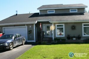 A great family home with 3400 sq ft, finished basement