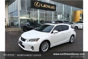 2013 Lexus CT 200h PREMIUM PACKAGE